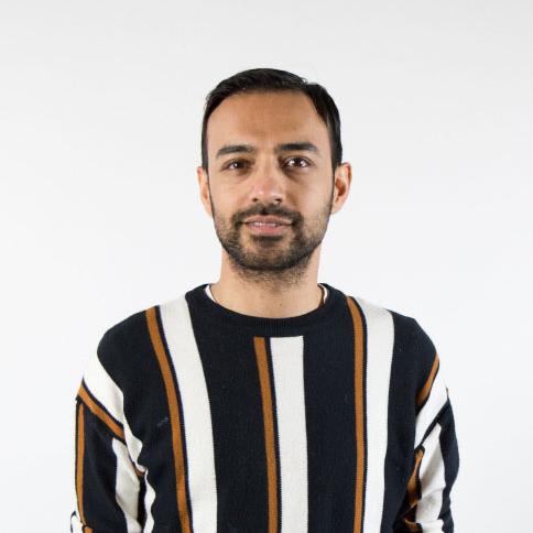 Naveed Ratansi Ishango.ai co-founder
