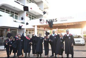 AIMS graduates